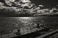 ... Sommer, Sonne, Wolken, Meer ...