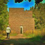 Sommer Spaziergang mit Weiss   --   Art-e Hopper ...__©D9923OC_go2sm-R3g2sm3