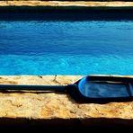 Sommer und das Wasser ganz sauber