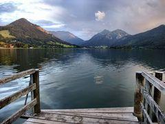 Sommerabend am Schliersee