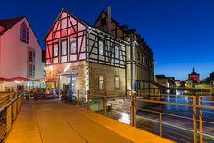 Sommerabend in Bamberg