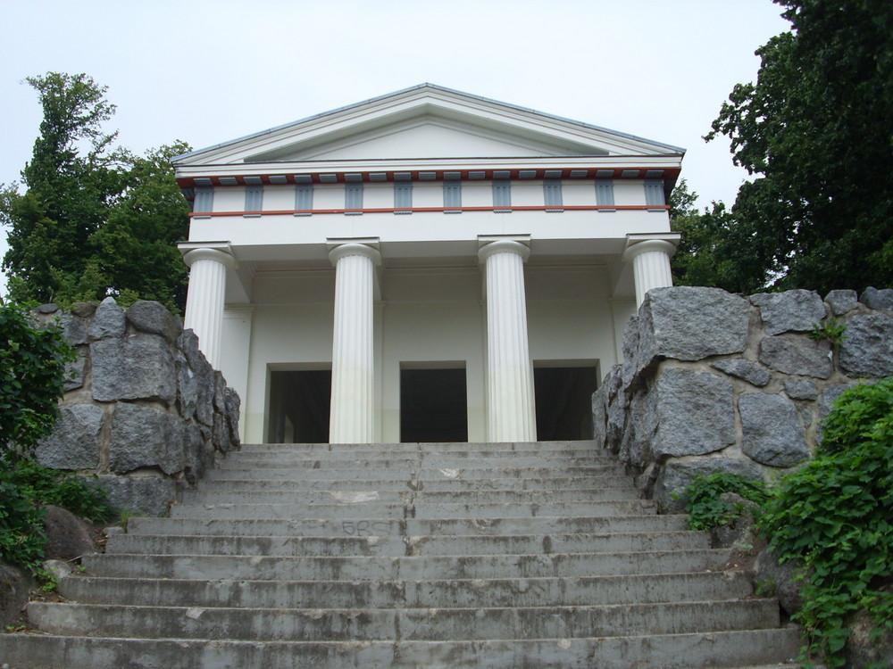 Sommerhaus Tollensesee