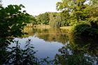 Sommeridylle im Großen Garten inmitten von Dresden
