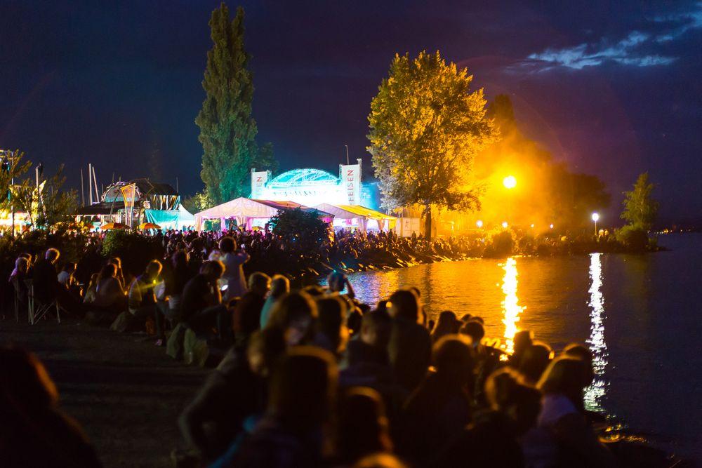 Sommernachtsfest Romanshorn - 02.08.2014