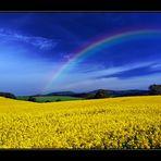 Sommernachtstraum [mit Regenbogen]