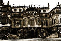 Sommerpalais,Großer Garten Dresden