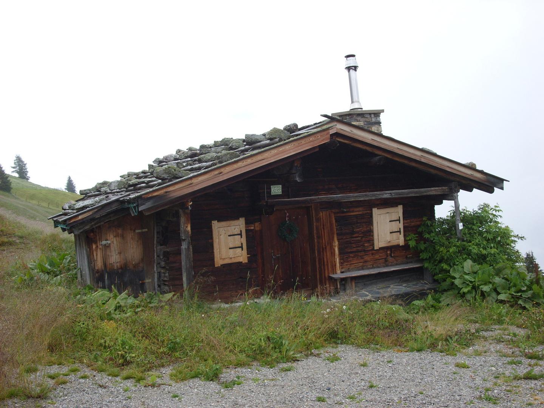 Sommerpause auf der Hütte nr 623