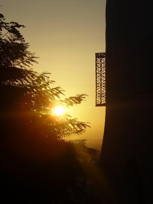 Sommersonne auf Capri