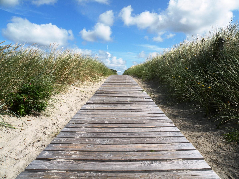 Sommertag auf Langeoog