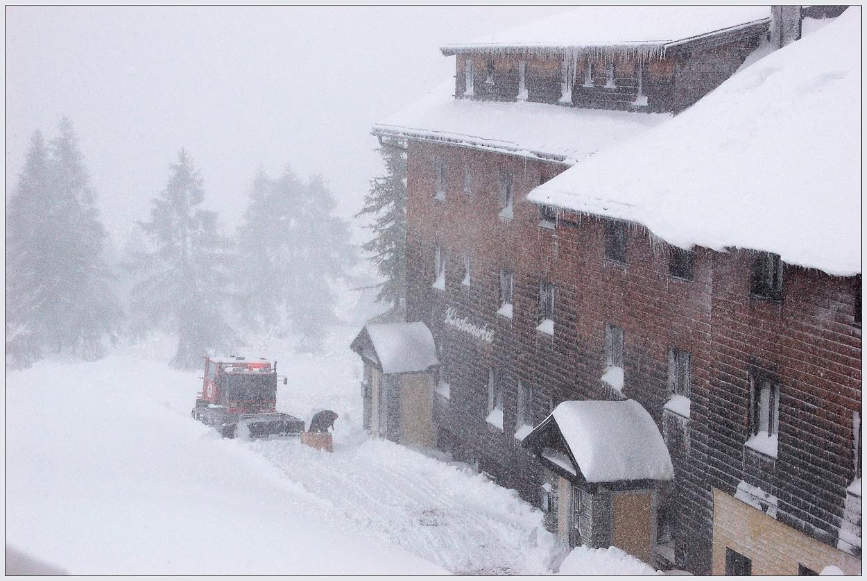 Sommerurlaub im Schnee *7*