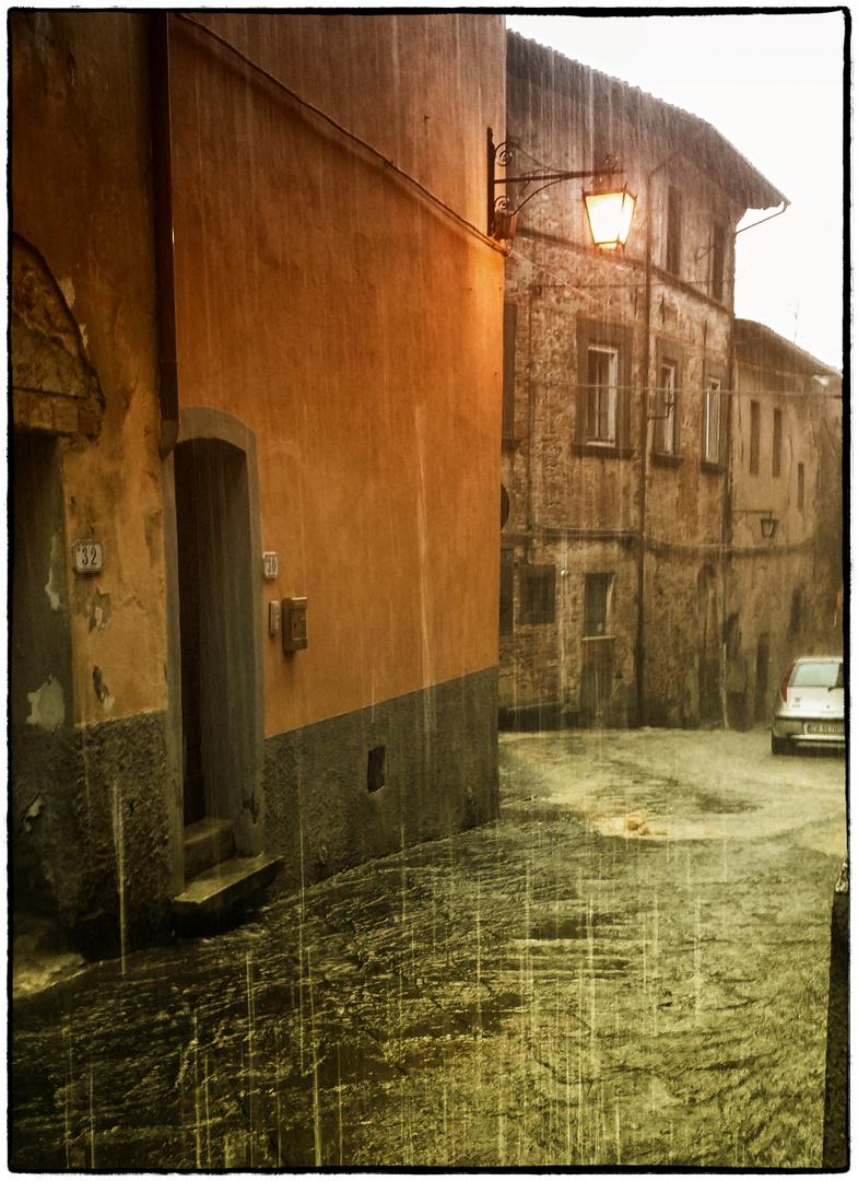 Sommerurlaub in der Toskana...