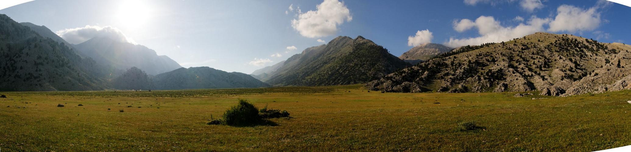 Sommerweide im Taurus - Kuruca Yayla nahe Gündogmus