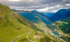 Somwhere Over The Rainbow
