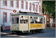 Sonderfahrt - Mainzer Aktien Bier