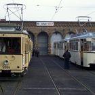 Sonderfahrt , Motto 111 Jahre Straßenbahnhof Niederschönhausen