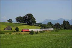 Sonderzug oder IC Alpenland ???