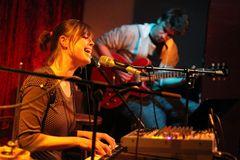 SONGS Stuttgart KISTE JAZZ 2 - Isa Meisel Okt 09