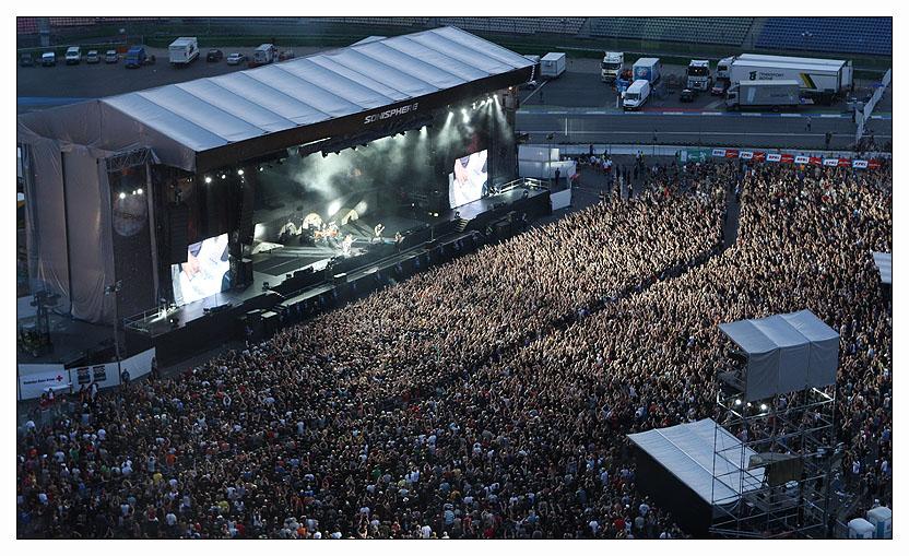 Sonisphere Festival Hockenheim