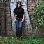 Sonka vor Graffiti