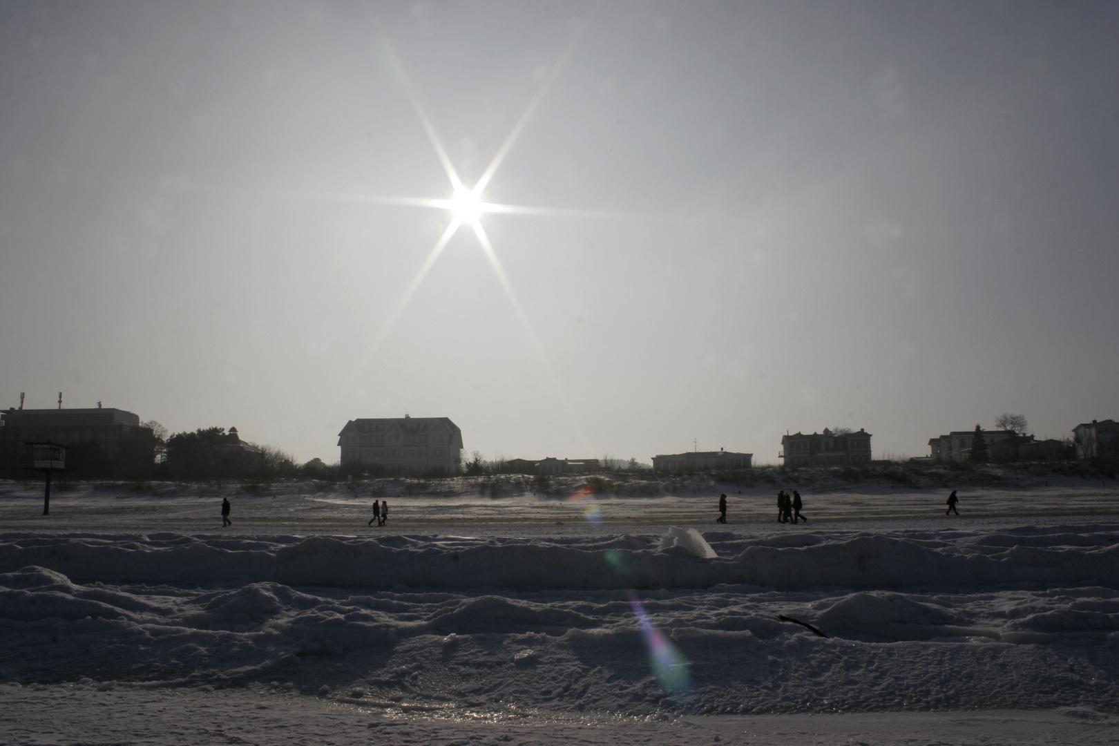 Sonne als Stern