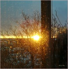 Sonne Aufgang  2