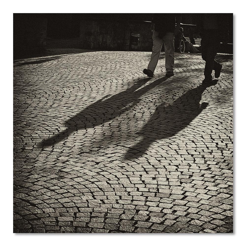Sonne im Rücken, des Fotografen Entzücken