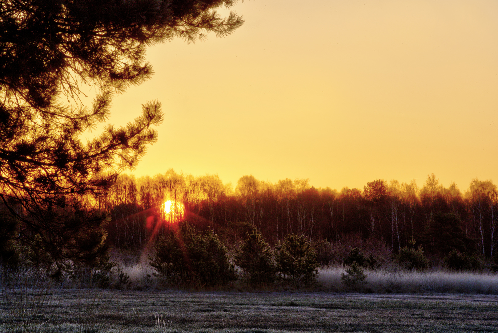 Sonne kommt ;-)