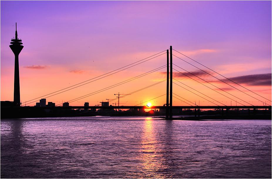 Sonne küsst Rhein (reloaded) ...