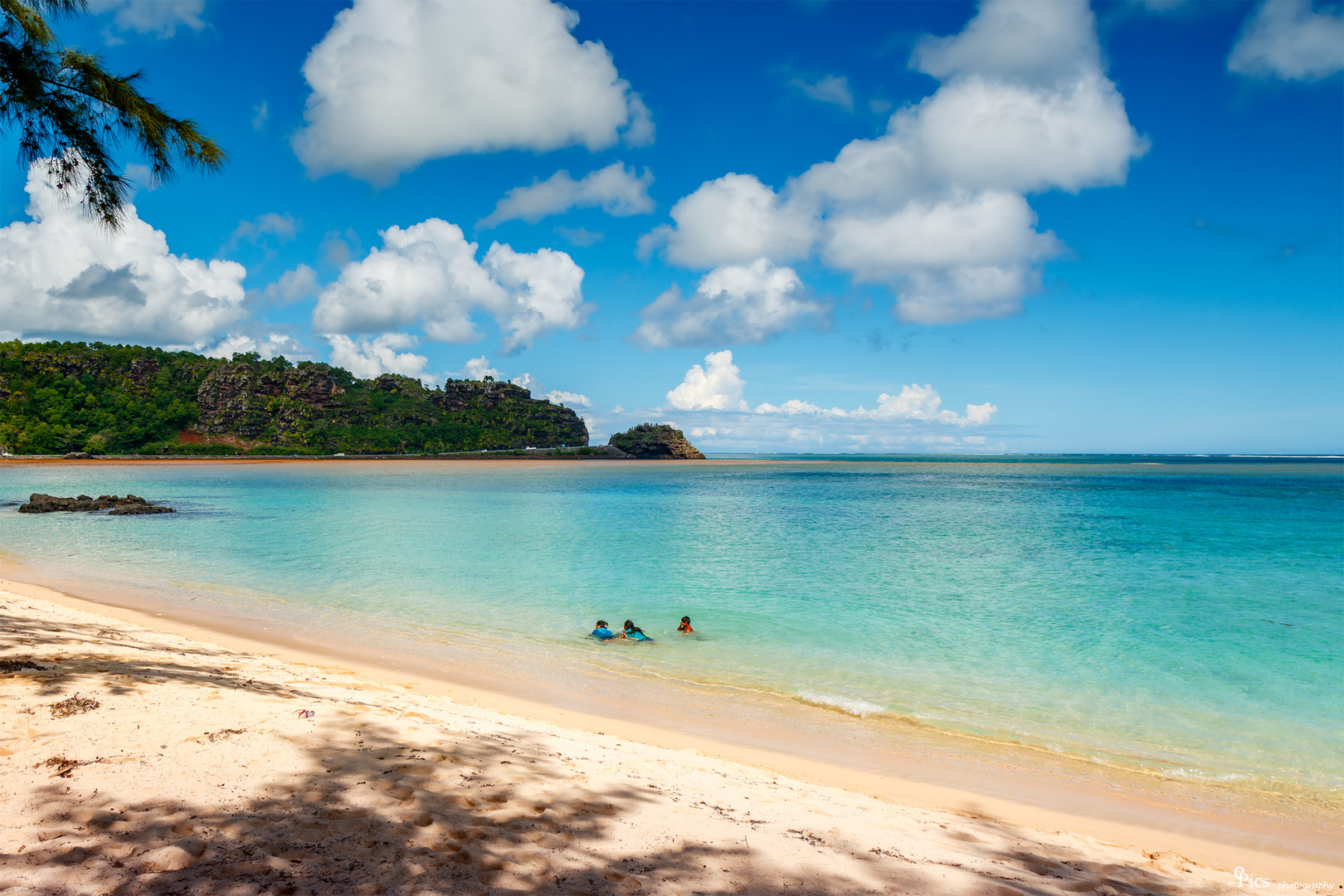 sonne meer strand spass foto & bild | mauritius, beach