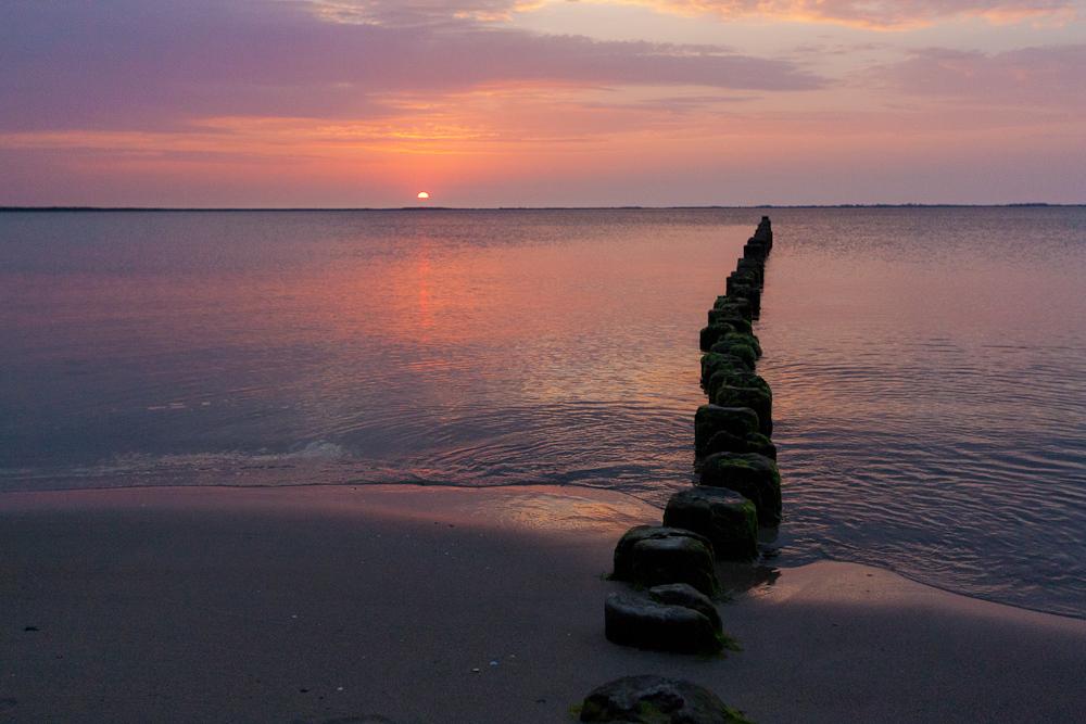 Sonne Strand Meer - die Erste -
