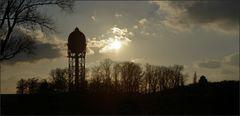 Sonne über Lanstrop ...