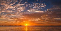 Sonne über Schleswig-Holstein