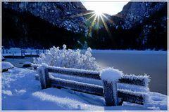 Sonne und Frost..