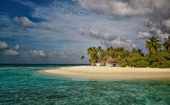 Sonne und Meer - Malediven 2020 -