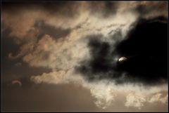 Sonne und Wolken....