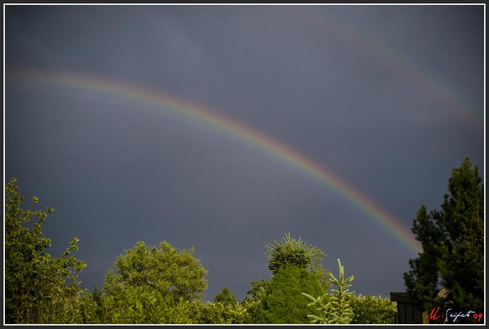 Sonne vs. Regen