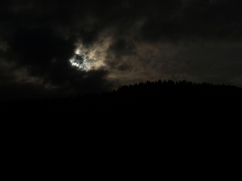 sonne wald wolken hagen