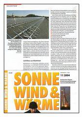 Sonne-Wind-Wärme-11/2004