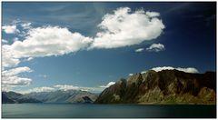 Sonne, Wind, Wasser und Berge: Lake Hawea
