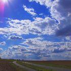 Sonne-Wolke