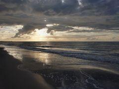 Sonne, Wolken, Meer