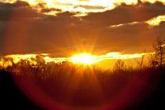 Sonneabgang