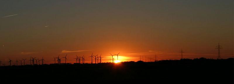 Sonnen- oder Windenergie?