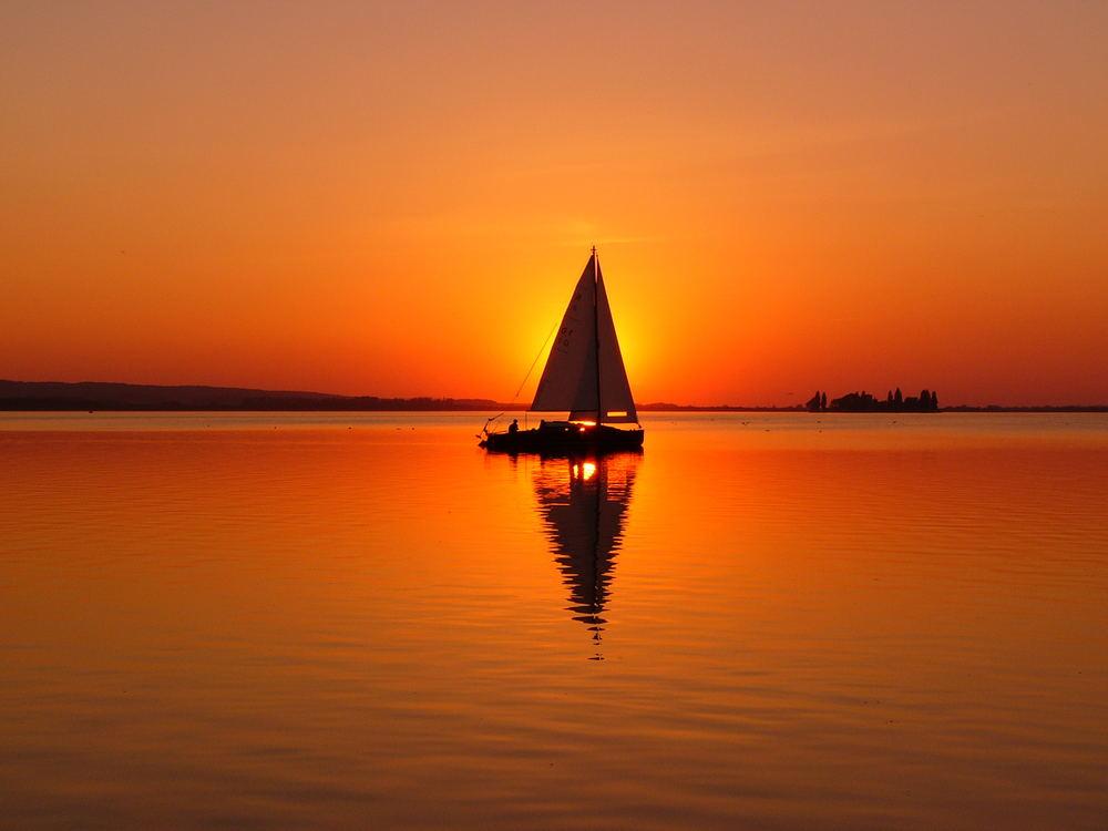 Sonnen-Segel von Marcel Zuchold