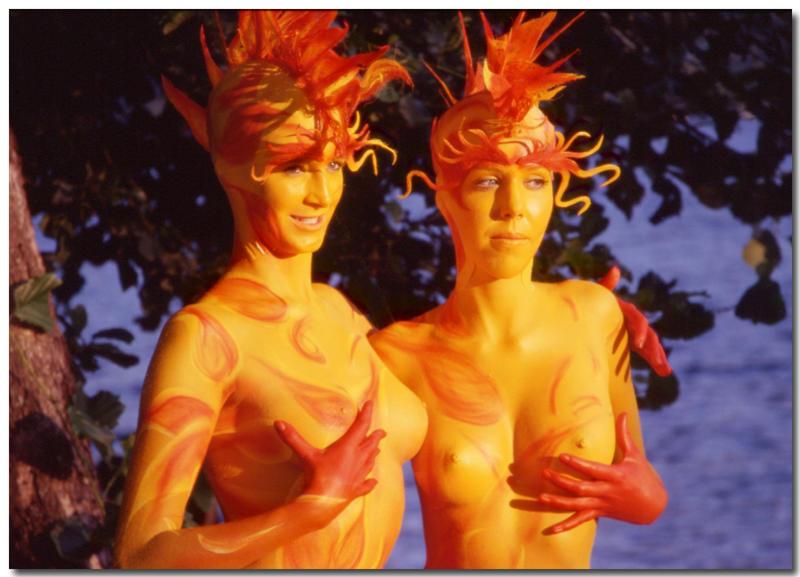 Sonnen Zwillinge