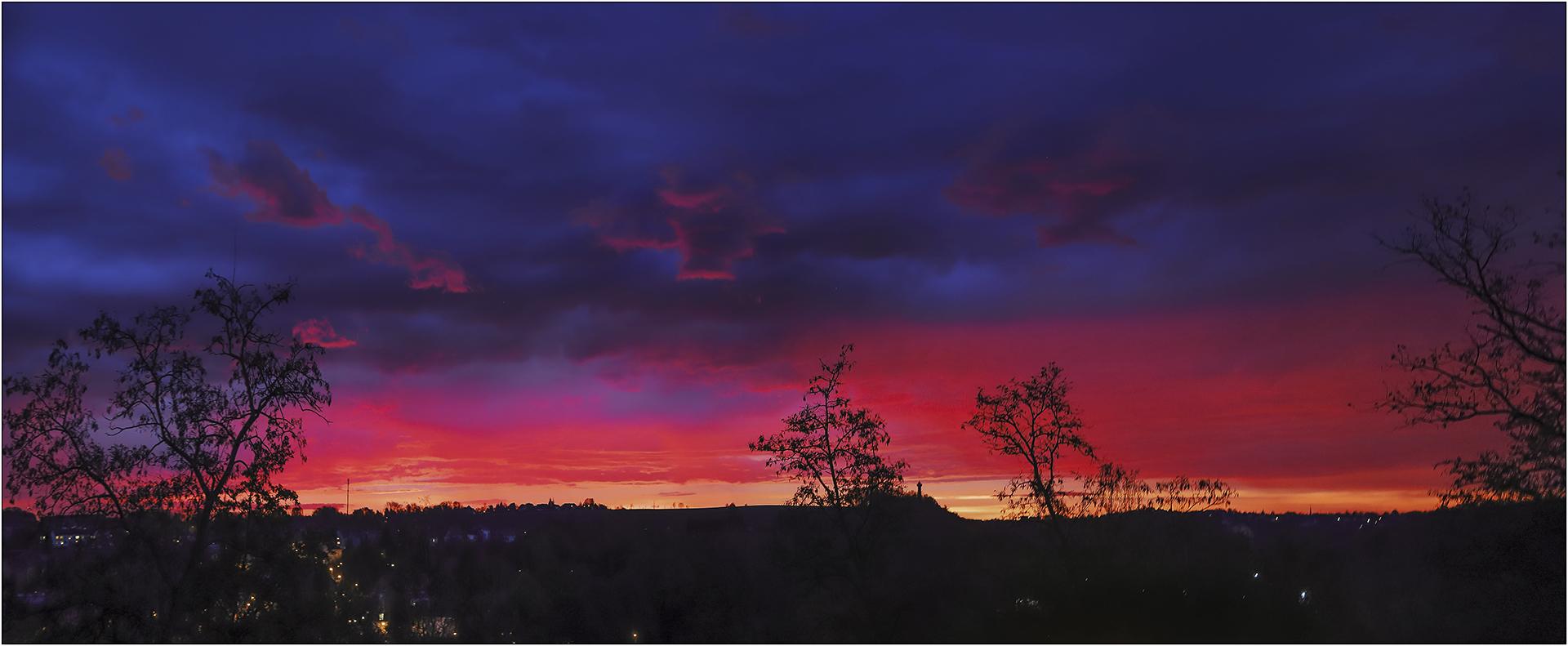 ... Sonnenaufgang ...