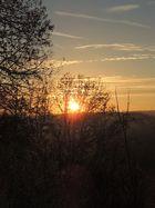 Sonnenaufgang am Kreuzerfeld