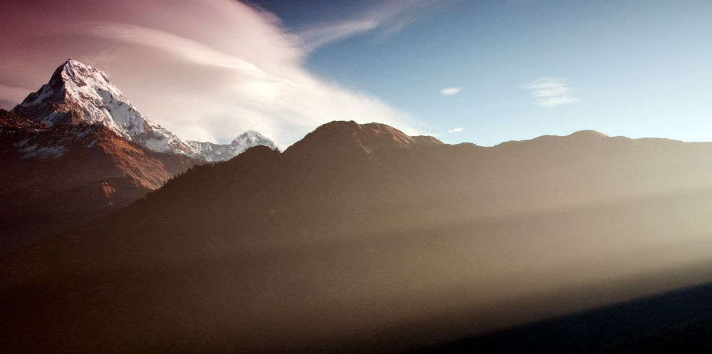 Sonnenaufgang am Poon Hill