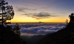 Sonnenaufgang am Teide