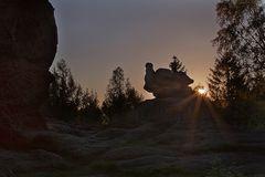 Sonnenaufgang am Töpfer (4)